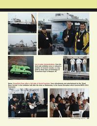 Marine Technology Magazine, page 49,  Jun 2011 Dead Blues Society