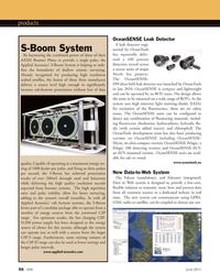 Marine Technology Magazine, page 56,  Jun 2011 maximum energy