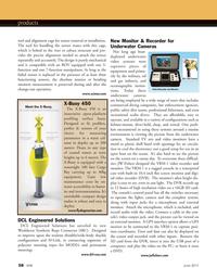 Marine Technology Magazine, page 58,  Jun 2011 electronics