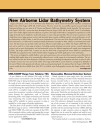Marine Technology Magazine, page 59,  Jun 2011 Ethernet