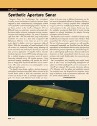 Marine Technology Magazine, page 60,  Jun 2011 Broadband