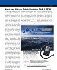 Marine Technology Magazine, page 7,  Jun 2011 near-video quality sonar imaging