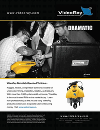 Marine Technology Magazine, page 2nd Cover,  Jul 2011
