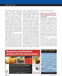 Marine Technology Magazine, page 22,  Jul 2011 combinedwith 3D visualization systems