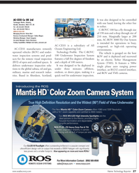 Marine Technology Magazine, page 27,  Jul 2011 oil and gas