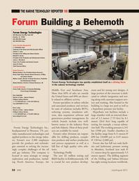 Marine Technology Magazine, page 32,  Jul 2011 East Asia