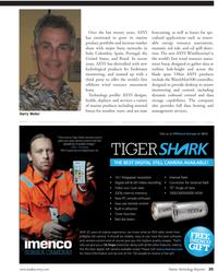Marine Technology Magazine, page 35,  Jul 2011 hydrological products