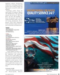 Marine Technology Magazine, page 39,  Jul 2011 Dubai