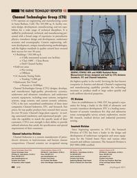 Marine Technology Magazine, page 40,  Jul 2011 Elias Medina