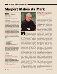 Marine Technology Magazine, page 44,  Jul 2011 FPGA