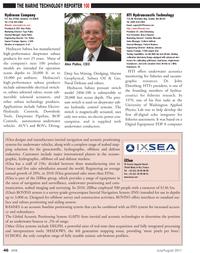 Marine Technology Magazine, page 46,  Jul 2011 Washington