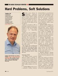 Marine Technology Magazine, page 48,  Jul 2011 Bob BlackVP