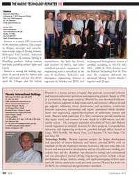 Marine Technology Magazine, page 50,  Jul 2011 Maryland