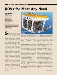 Marine Technology Magazine, page 52,  Jul 2011 agement systems