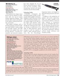 Marine Technology Magazine, page 61,  Jul 2011 Omega