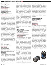 Marine Technology Magazine, page 66,  Jul 2011 Oregon