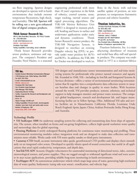 Marine Technology Magazine, page 69,  Jul 2011 California