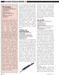 Marine Technology Magazine, page 70,  Jul 2011 optical sensors for scientific andindustrial applications