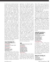 Marine Technology Magazine, page 73,  Jul 2011 MEMS