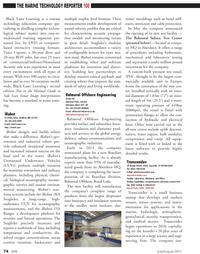 Marine Technology Magazine, page 74,  Jul 2011 Massachusetts
