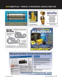 Marine Technology Magazine, page 77,  Jul 2011 Arizona