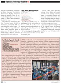 Marine Technology Magazine, page 80,  Jul 2011 envi