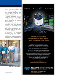 Marine Technology Magazine, page 13,  Sep 2011 North Atlantic Treaty Organization