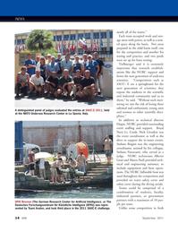 Marine Technology Magazine, page 14,  Sep 2011 Stefano Fioravanti