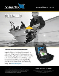 Marine Technology Magazine, page 2nd Cover,  Sep 2011