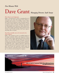 Marine Technology Magazine, page 21,  Sep 2011 Grant After
