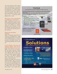 Marine Technology Magazine, page 23,  Sep 2011 Grant Moving