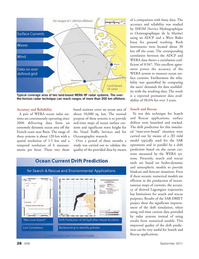 Marine Technology Magazine, page 28,  Sep 2011 real-time current data