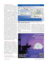 Marine Technology Magazine, page 29,  Sep 2011 German North Sea