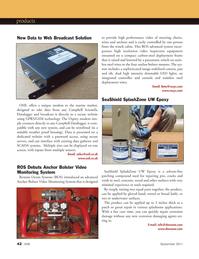 Marine Technology Magazine, page 42,  Sep 2011 steel