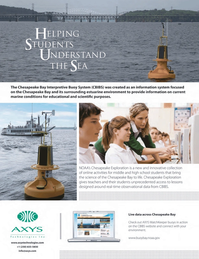 Marine Technology Magazine, page 3rd Cover,  Sep 2011