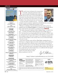 Marine Technology Magazine, page 6,  Sep 2011 Rhoda Morganmorgan