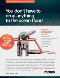 Marine Technology Magazine, page 13,  Oct 2011