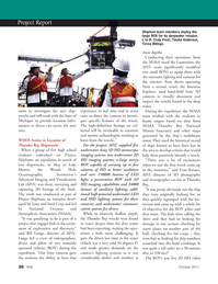 Marine Technology Magazine, page 20,  Oct 2011 Cody Frost