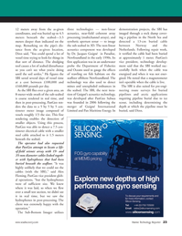 Marine Technology Magazine, page 23,  Oct 2011 AlexFleming