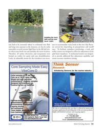 Marine Technology Magazine, page 31,  Oct 2011 marine and aerospace applications