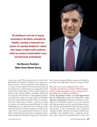 Marine Technology Magazine, page 37,  Oct 2011 Rob Mecarini