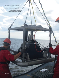 Marine Technology Magazine, page 38,  Oct 2011 long-term energy policy