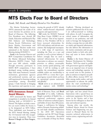 Marine Technology Magazine, page 50,  Oct 2011 Texas