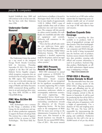 Marine Technology Magazine, page 52,  Oct 2011 Administrative Committee