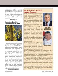 Marine Technology Magazine, page 53,  Oct 2011 Graham Hawkes