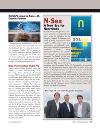 Marine Technology Magazine, page 55,  Oct 2011 Kurt Manchester