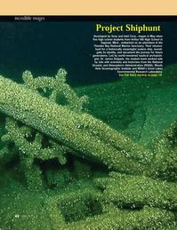 Marine Technology Magazine, page 64,  Oct 2011 Woods Hole Oceanographic Institute