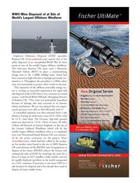 Marine Technology Magazine, page 7,  Oct 2011 offshore renewable energy sec