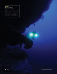 Marine Technology Magazine, page 40,  Nov 2011