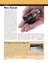 Marine Technology Magazine, page 56,  Nov 2011
